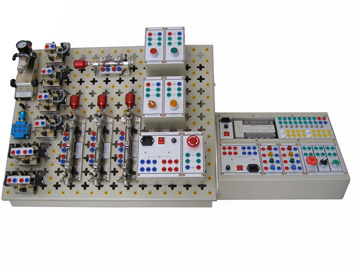 Pneumatic PLC Control Lab: PPLC-46004
